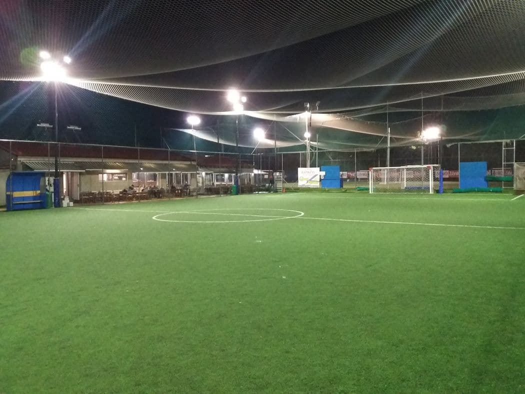 CAMPEON FOOTBALL CLUB - Great Height Led Lighting