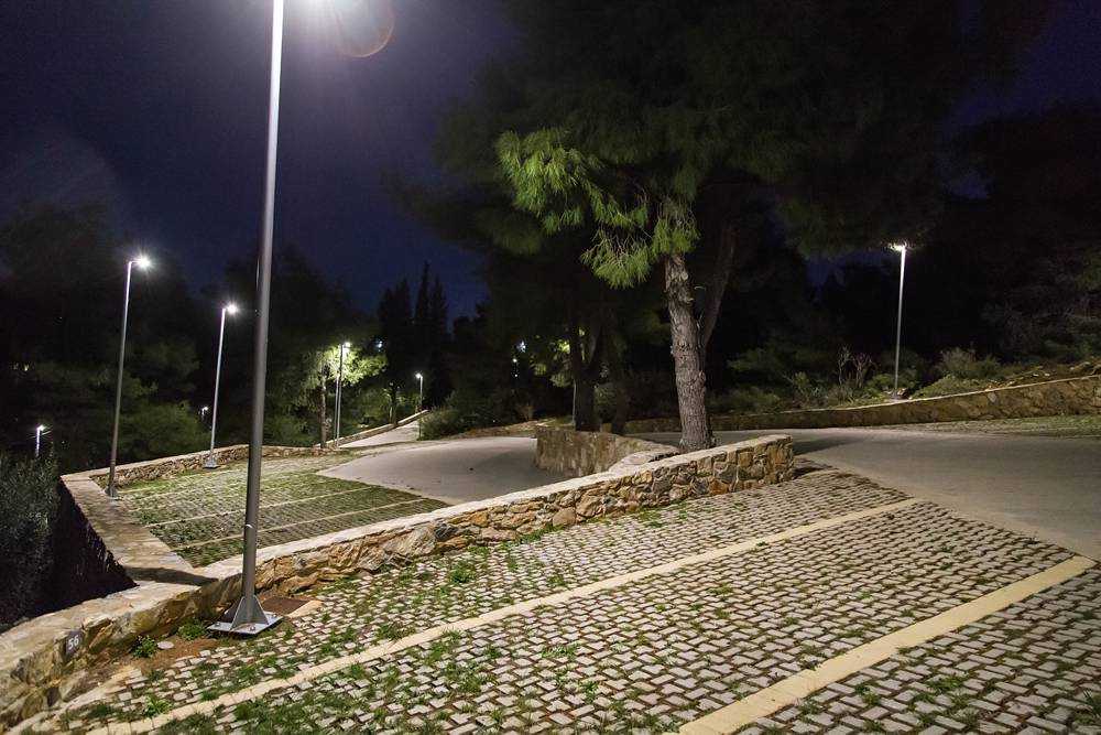 THE AMERICAN COLLEGE OF GREECE Streets, Parking, Roads
