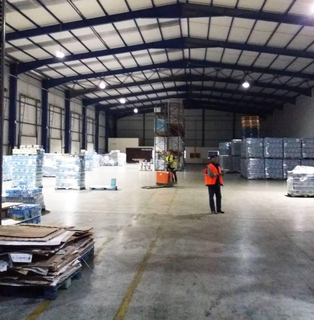 FOODRINCO Warehouses – Industry