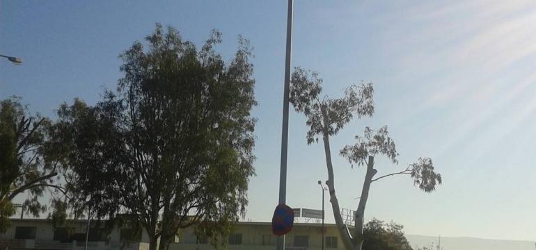 ΟΚΑΑ ΛΑΧΑΝΑΓΟΡΑ ΑΘΗΝΑΣ Περιβάλλοντες χώροι - Parking – Αστικός / Περιαστικός φωτισμός