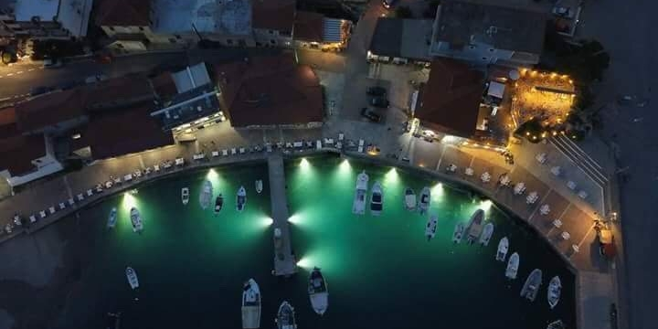 PLAKA LEONIDIO PORT – PELOPONNESE – ARCADIA REGIONAL UNIT Marine – Submerged Lights