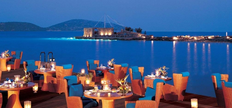 ELOUNDA BEACH Marine – Submerged Lights