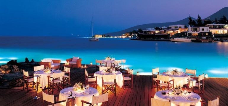 ELOUNDA PENINSULA ALL SUITE HOTEL -Marine – Submerged Lights