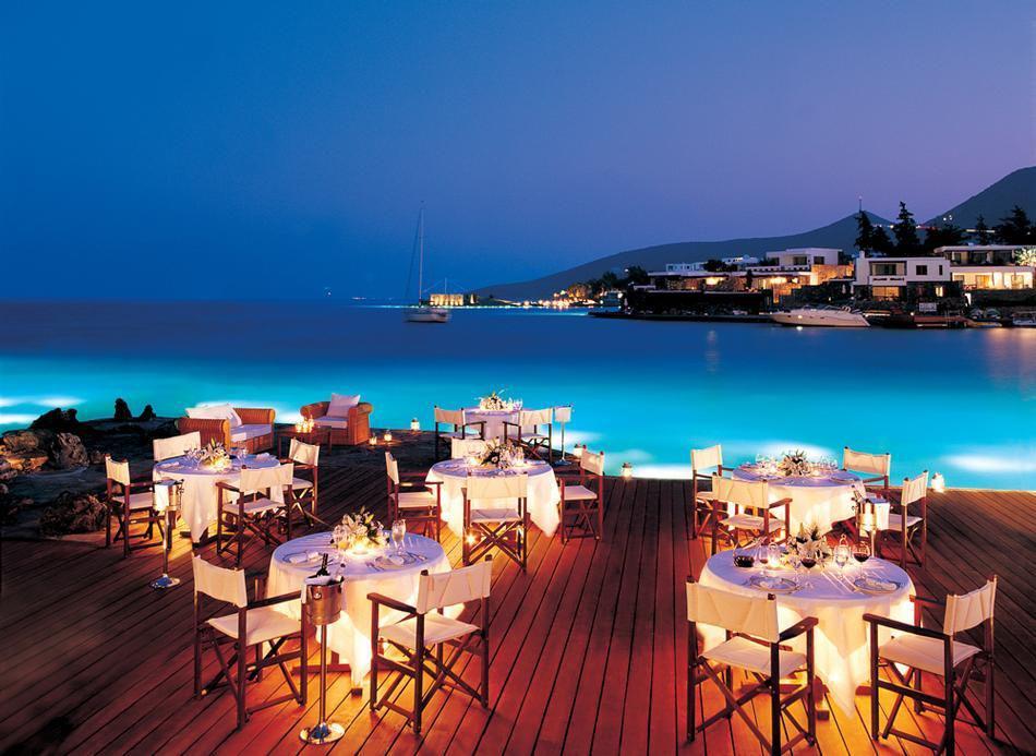 ELOUNDA PENINSULA ALL SUITE HOTEL -Marine – Submerged Lights