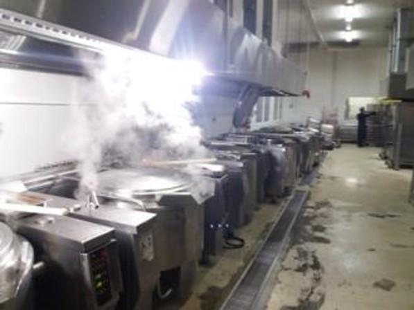 POT&PAN CATERING High Temperatures Led Lighting