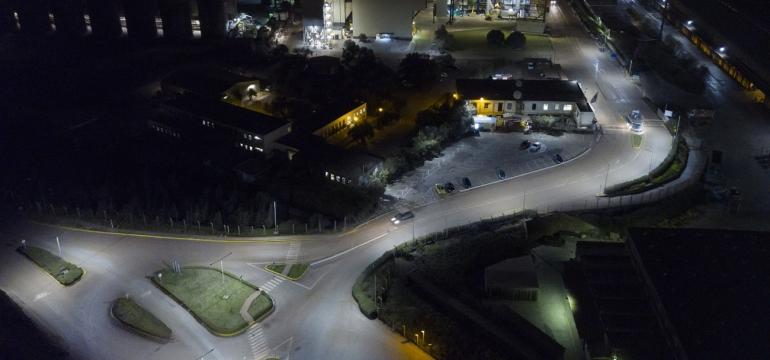 MYTILINEOS - Streets, Parking, Roads Led Lighting