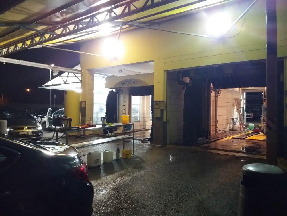 Shell petrol station airport – Βενζινάδικο Αεροδρόμιο