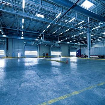 Warehouses – Industry led lighting