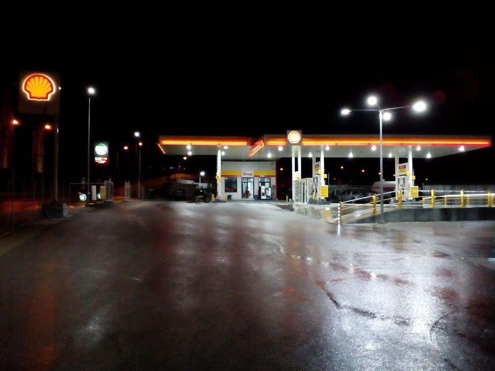 shell kligopoulos petrol station thessaloniki - βενζινάδικο Θεσσαλονίκη